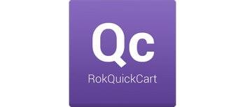 RokQuickCart расширение