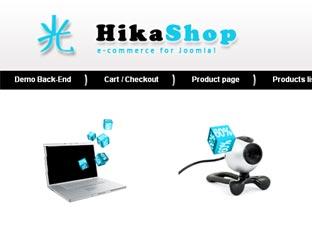 HikaShop расширение