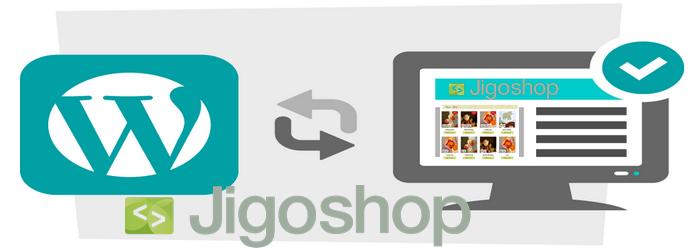 Интернет магазин Jigoshop на WordPress