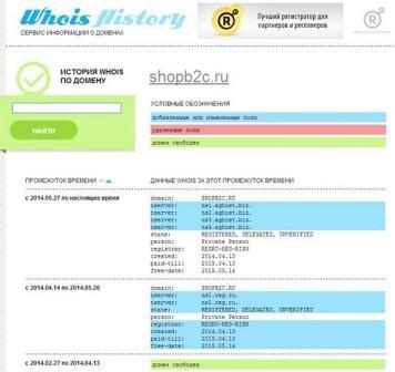 Практическая регистрация домена