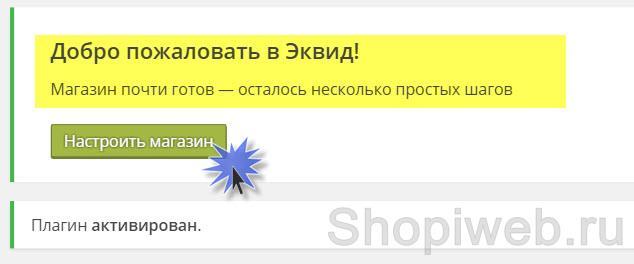 Ecwid-создание магазина-wordpress-1
