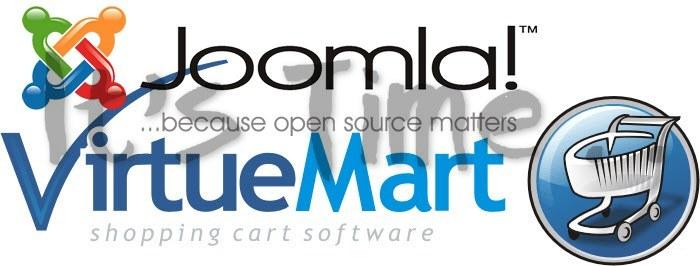 Установка VirtueMart в пакете с CMS Joomla