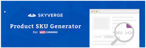 WooCommerce Product SKU Generator: генератор