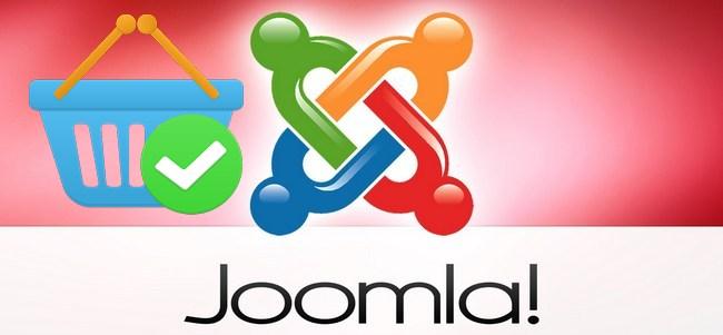 Интернет магазин Joomla