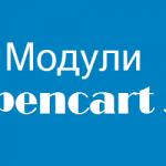 Модули Opencart 3: что такое, зачем нужны, модули коробочной версии