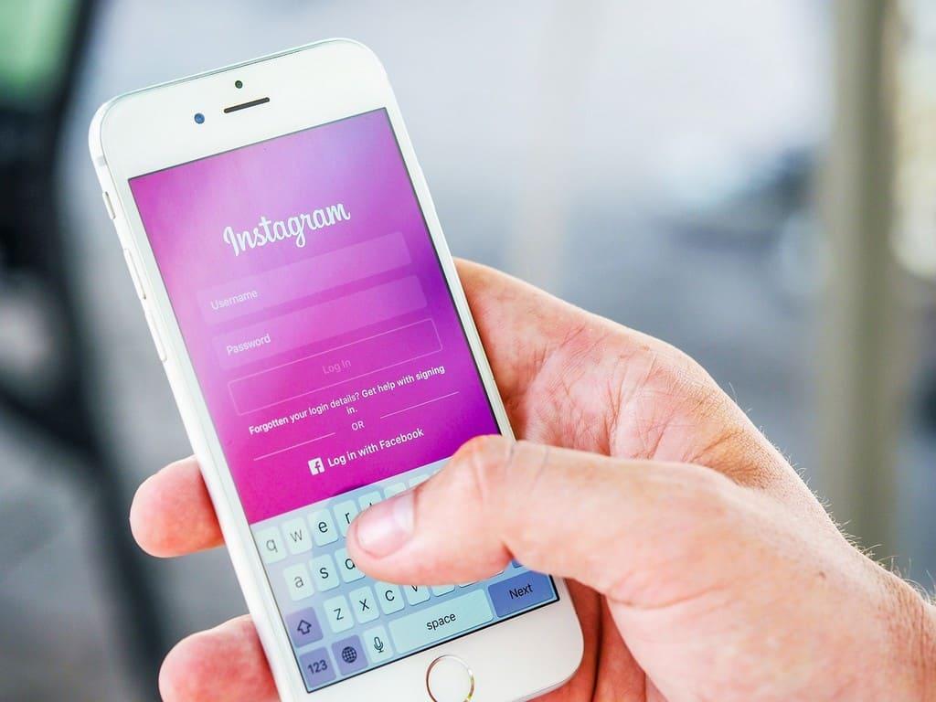 социальные медиа Instagram